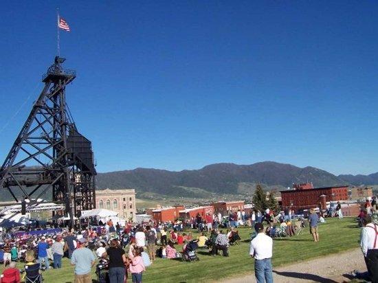Butte, MT: National Folk Festival