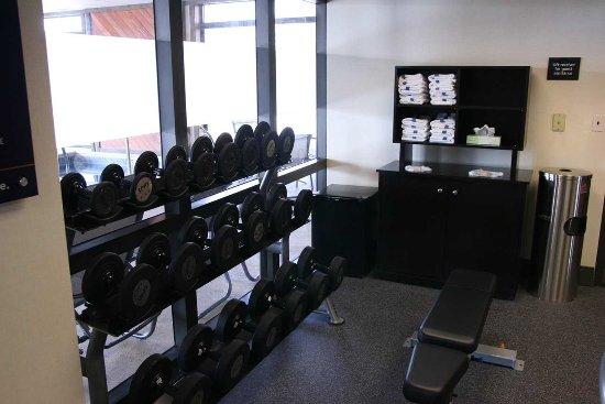 Carol Stream, IL: Fitness Room