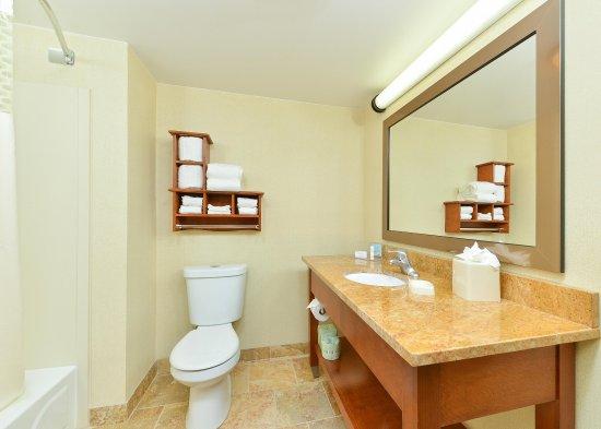 แครอลสตรีม, อิลลินอยส์: Bathroom
