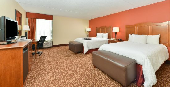 Carol Stream, IL: Double Beds