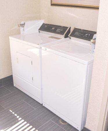 Muskogee, Οκλαχόμα: Guest Laundry