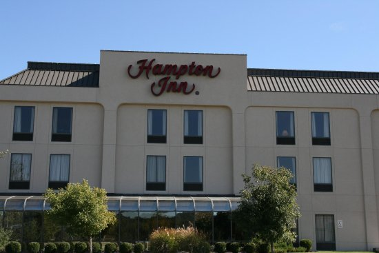 Welcome to the Hampton Inn Muskogee
