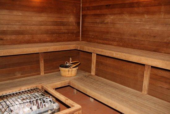 Muskogee, Οκλαχόμα: Sauna