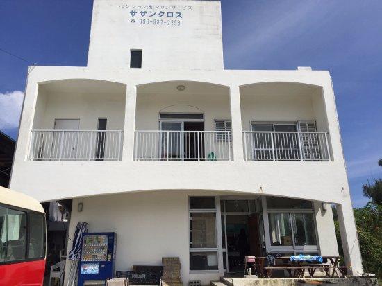 Tokashiki-son, Giappone: 外観です