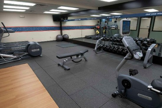 Fairfield, NJ: Fitness Center