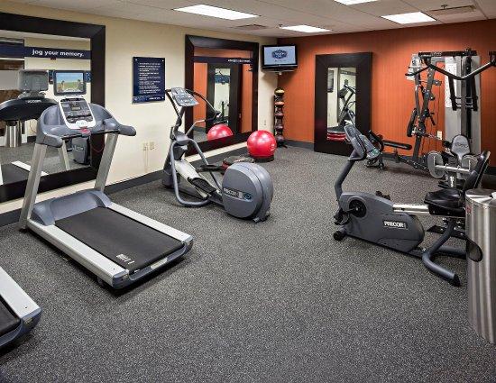 Littleton, Νιού Χάμσαϊρ: Fitness Center
