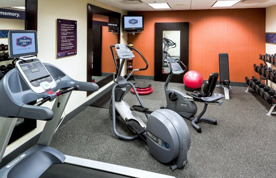 Littleton, Nueva Hampshire: Fitness Center