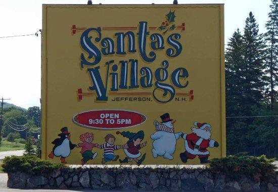 Hampton Inn Littleton: Santa's Village
