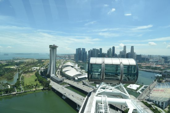 singapore flyer - Picture of Singapore Flyer, Singapore ...