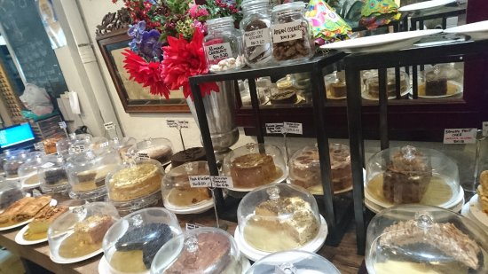 China House : Best cake choices in Penang..