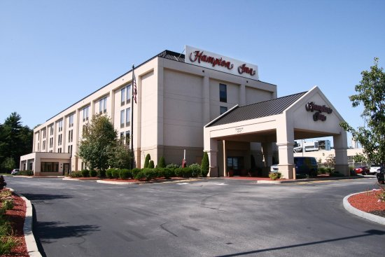 Hampton Inn Boston Braintree: Welcome to Hampton Inn Boston/Braintree - Photo Tour