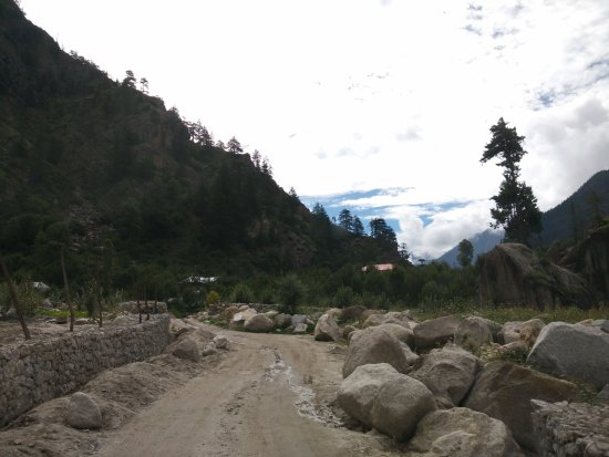 Sangla to Chitkul