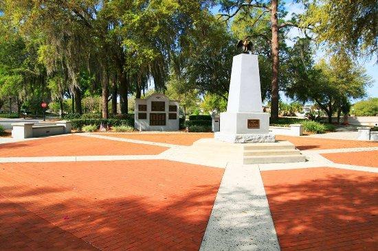 The Villages, FL: Veterans Memorial