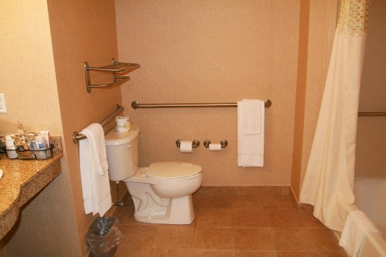 The Villages, FL: Accessible Bathroom