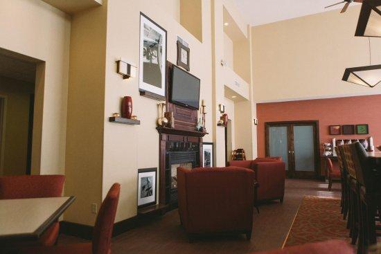 Scottsbluff, Νεμπράσκα: Fireplace
