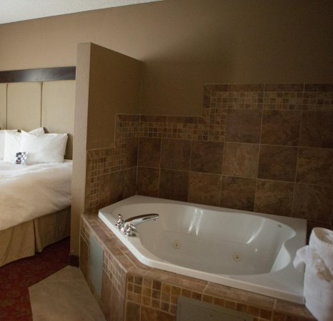 Scottsbluff, Небраска: King Whirlpool Bath