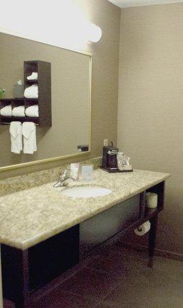 Scottsbluff, Небраска: Bathroom