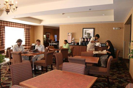 Havelock, Carolina del Norte: Lobby Dining Area