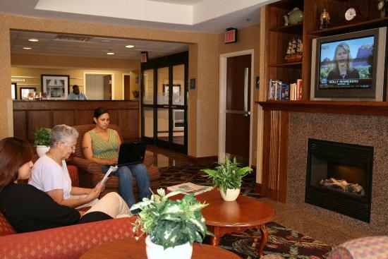 Havelock, NC: Lobby Sitting Area
