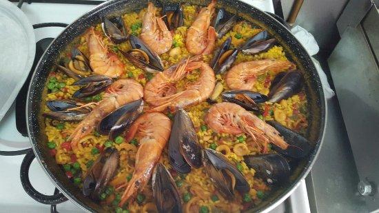 Alella, إسبانيا: Ca La Ceci