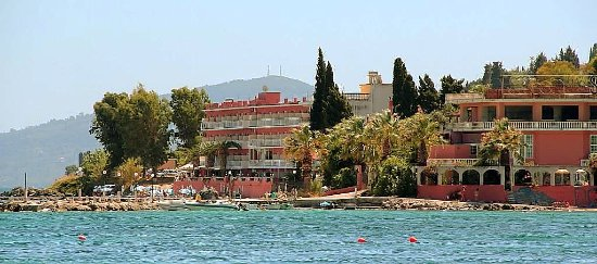 Benitses, Grecia: панорамы