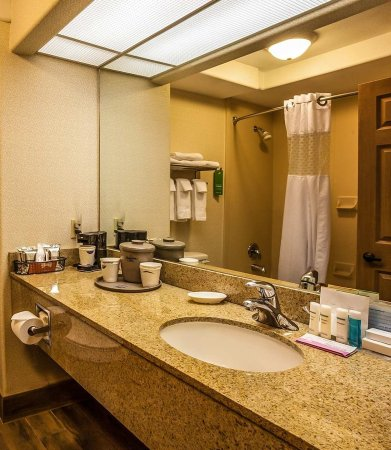 Castle Rock, Κολοράντο: Guest Bathroom