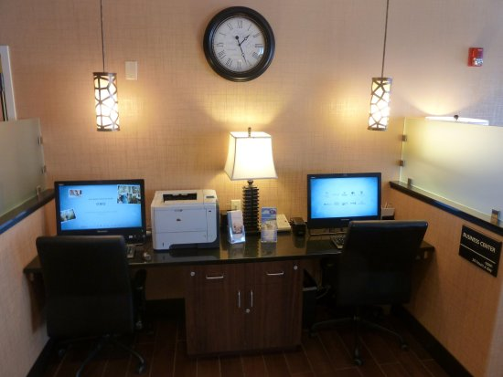 Castle Rock, CO: Complimentary Business Center