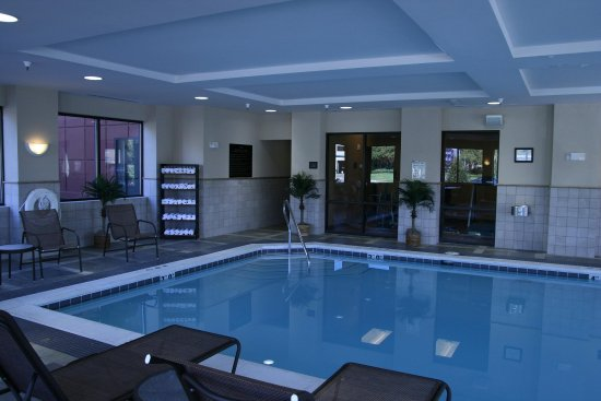 Hampton Inn & Suites Norfolk-Airport: Pool