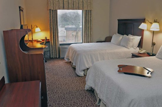 Hampton Inn & Suites Norfolk-Airport: Queen Beds