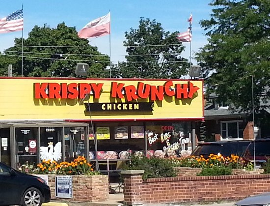 Photo of Restaurant Krispy Krunchy Chicken at 5800 W Irving Park Rd, Chicago, IL 60634, United States