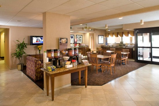 Hampton Inn Oak Ridge: Lobby