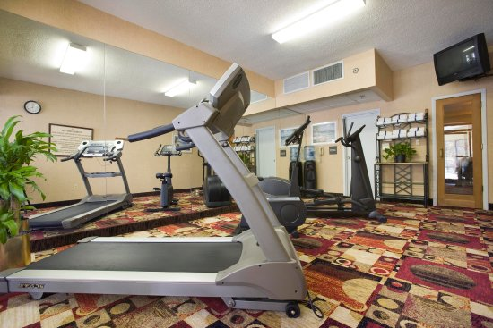 Oak Ridge, TN: Fitness Center