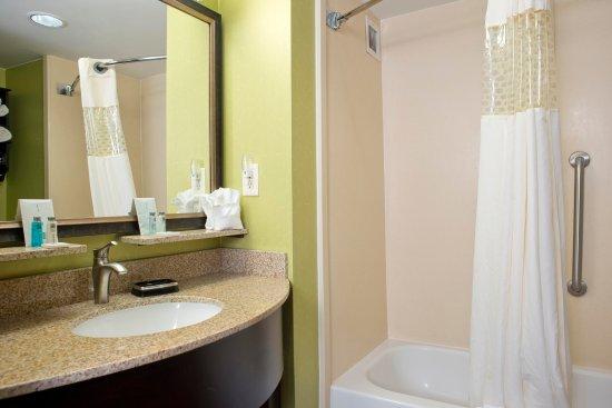 Cumming, جورجيا: Bathroom
