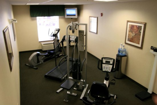 Belle Vernon, PA: Fitness Center