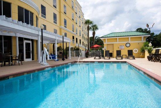 Hampton Inn and Suites Lake City: Pool