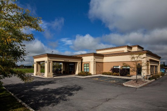 Hampton Inn Napanee-Ontario : Hampton Inn hotel