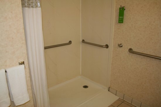 LaPorte, IN: Accessible Roll In Shower