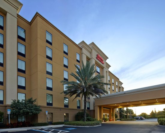 Hampton Inn & Suites Clearwater-Ulmerton Road