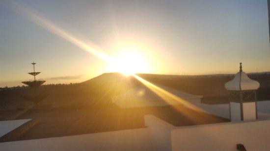 Villas Costa Papagayo: View from room on 2nd floor of Villa 11
