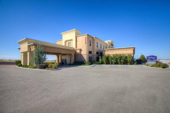 Mountain Home, ID: Hotel Exterior