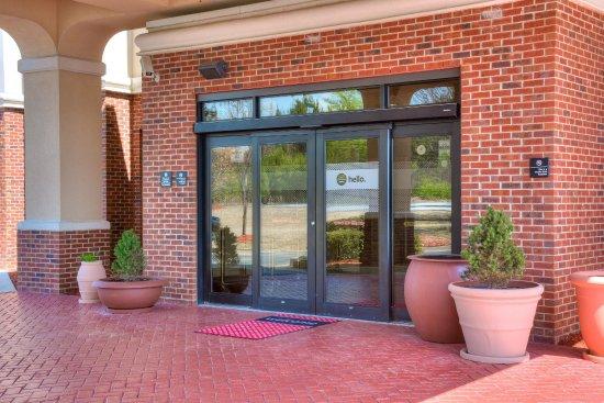 Fairburn, จอร์เจีย: Front Entrance