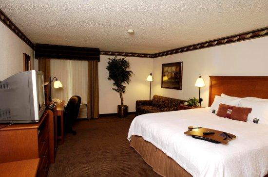Fort Smith, AR: King Mini Non-Smoking Suite