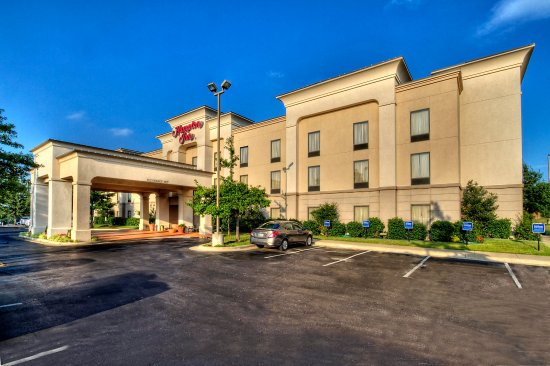 Hampton Inn Bartlesville : Exterior