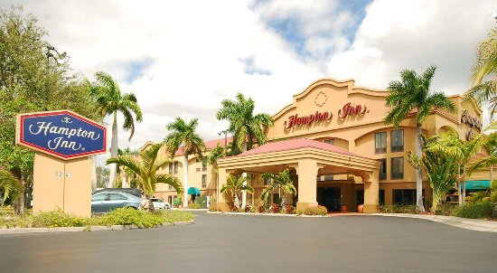 Hampton Inn Ft. Myers - Airport I-75: Welcome to the Hampton Inn Airport Ft. Myers, Florida.