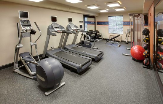 Billerica, MA: Fitness Center