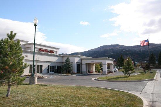 Hampton Inn Cedar City: Welcome to the Hampton Inn in Cedar City