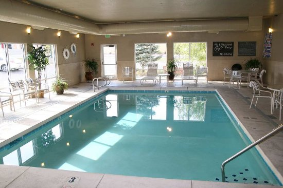 Hampton Inn Cedar City: Pool Area