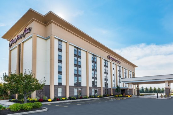 Hampton Inn Buffalo-Airport/Galleria Mall
