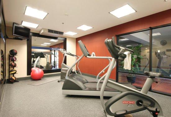 Urbana, IL: Fitness Center
