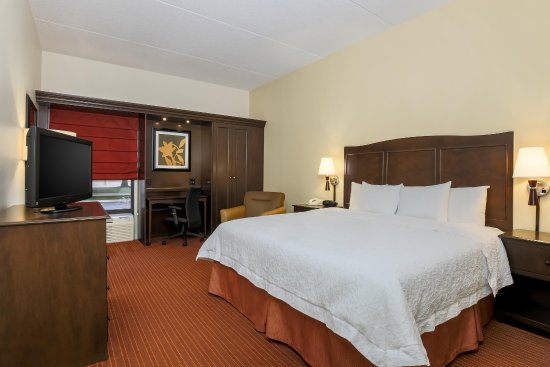 Urbana, IL : King guest room